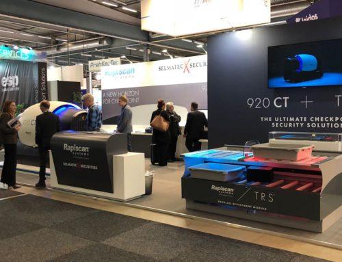 Компания OSI Systems получила первый заказ на томографы Rapiscan 920CT